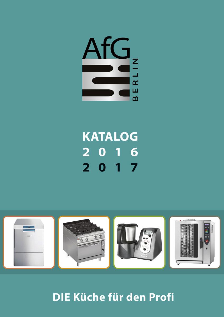 AfG Berlin Katalog 2016