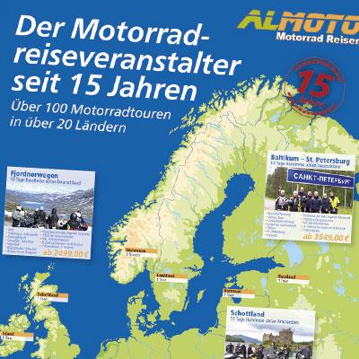Almoto Messeaufsteller Highlights