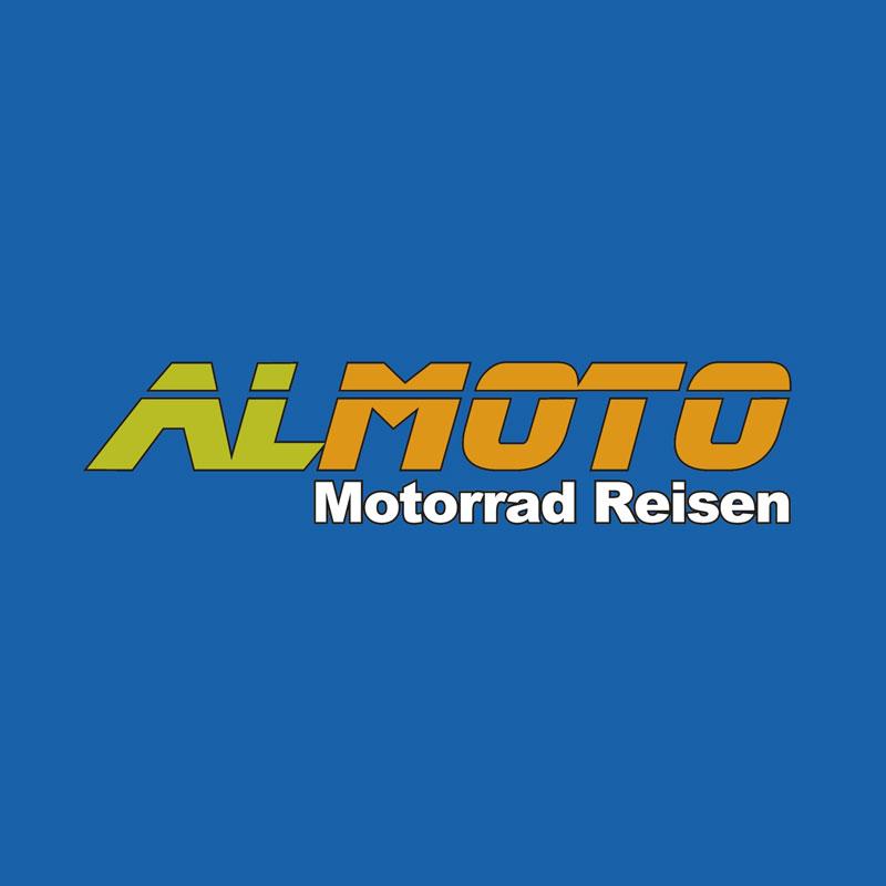 Logo ALMOTO Motorradreisen