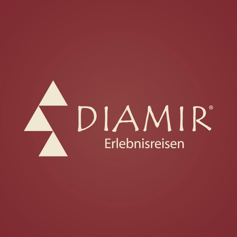 Logo DIAMIR Erlebnisreisen