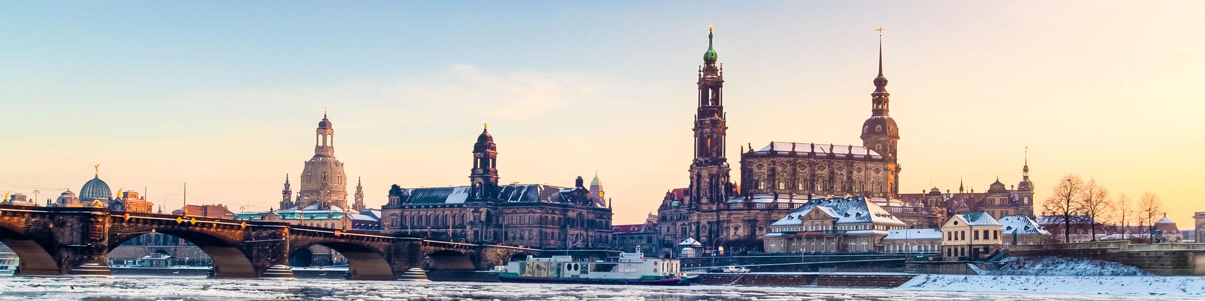 Slider Reisefotografie - Dresden