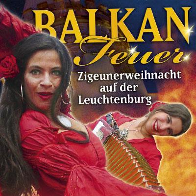 Neuland Plakat Weihnachten Leuchtenburg