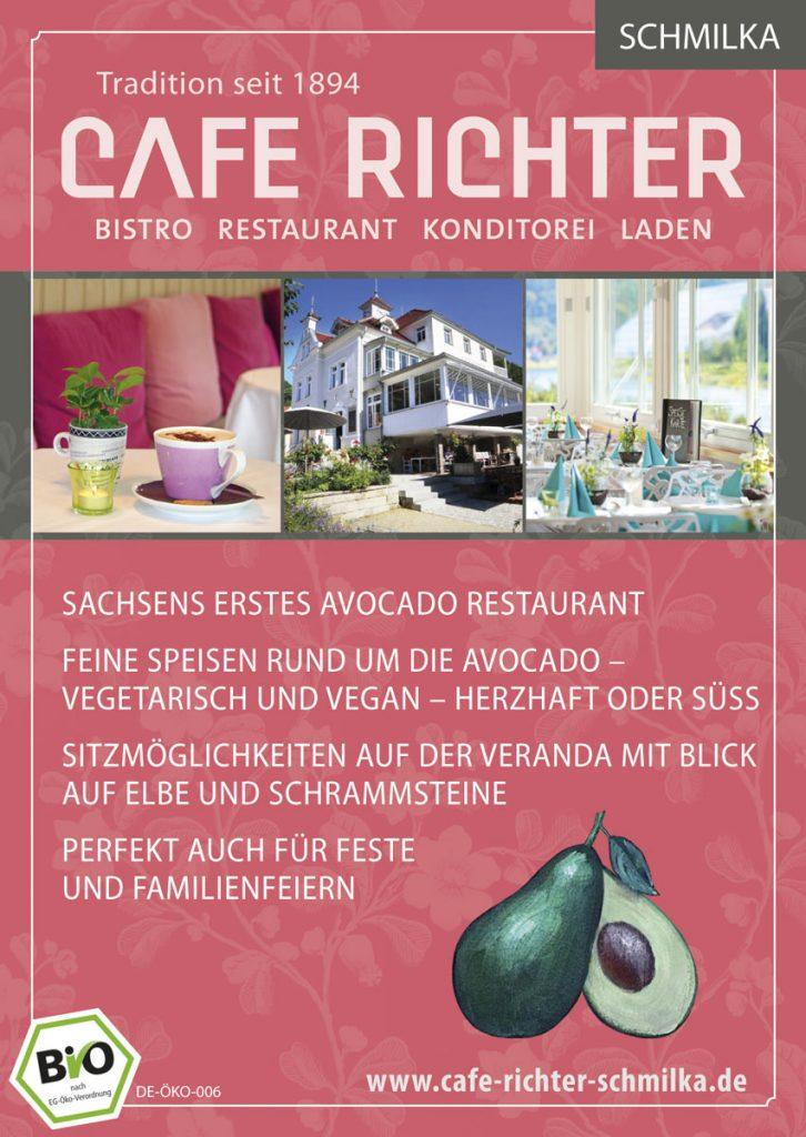Schmilka Flyer Cafe Richter