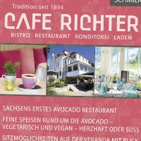 Schmilka Flyer Cafe Richter