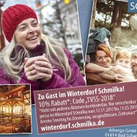 Anzeige Winterdorf Schmilka