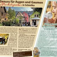 Schmilka Advertorial Sandstein-Kurier