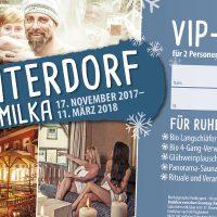VIP-Gutschein Winterdorf Schmilka