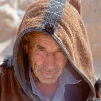 Matmata am Rande der Sahara, Tunesien
