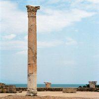 Ausgrabungsstätte in Karthago
