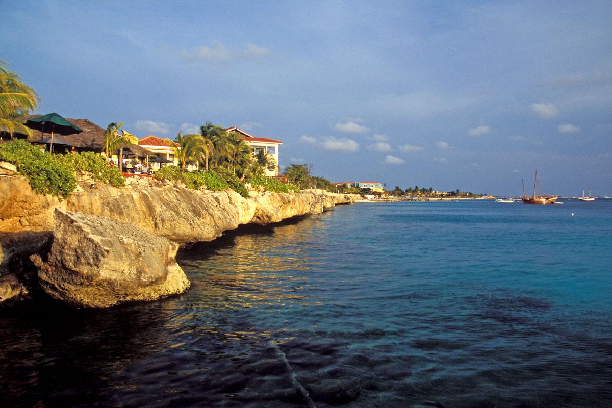 Buddy Dive Hotel, Bonaire