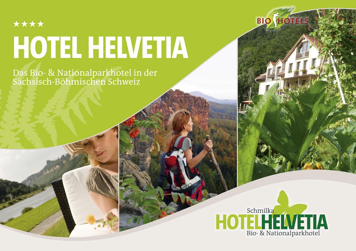 Hotel Helvetia Imageprospekt