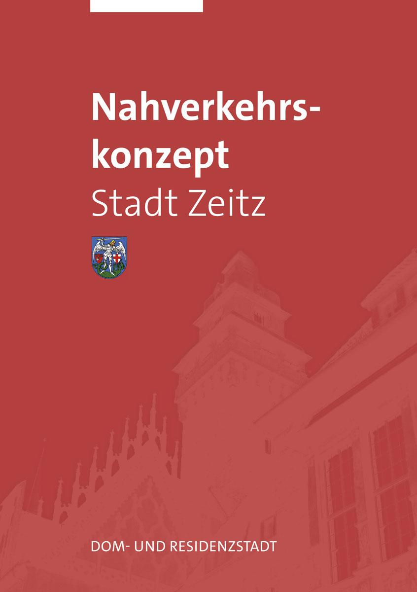 IVAS Prospekt Nahverkehrskonzept Zeitz