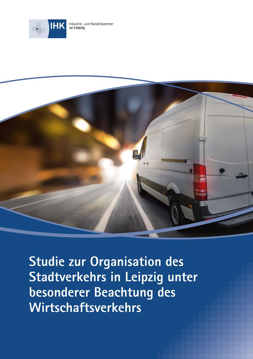 Gestaltung einer Broschüre für die HK Leipzig