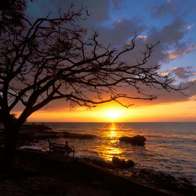 La Boca, nahe Trinidad