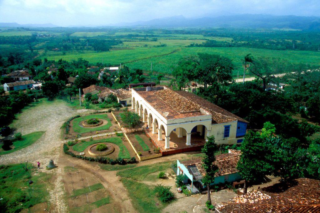 Valle de los Ingenios, nahe Trinidad