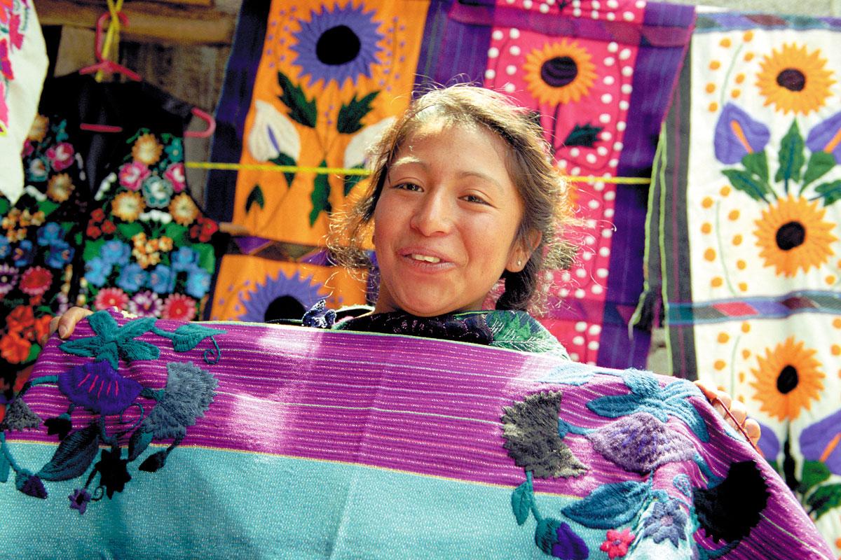 Zinacantan, Chiapas, Mexiko
