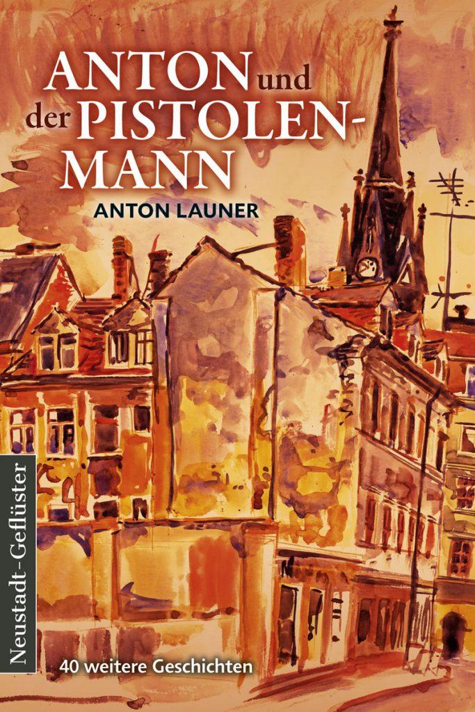 Textwerkstatt Buch Anton und der Pistolenmann
