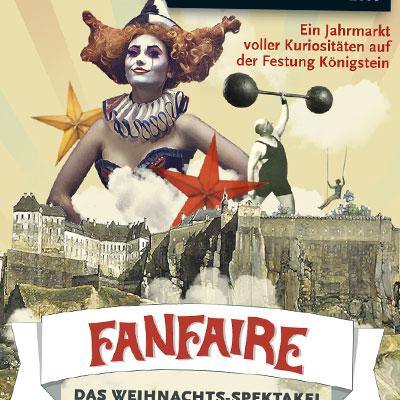 Anzeige Fanfaire Kasematten