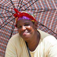 Die freundlichen Bewohner von St. Lucia