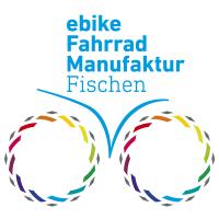Logo ebike Fahrradmanufaktur Fischen