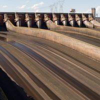 Wasserkraftwerk Itaipu in Paraguay