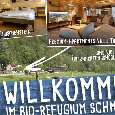 Magazin-Anzeige für Schmilka