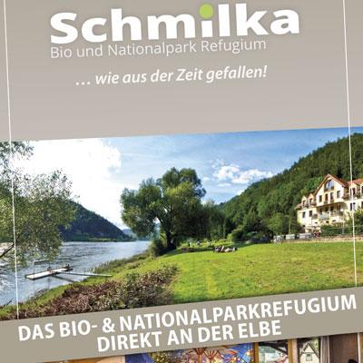 Messebanner Erlebnisdorf Schmilka