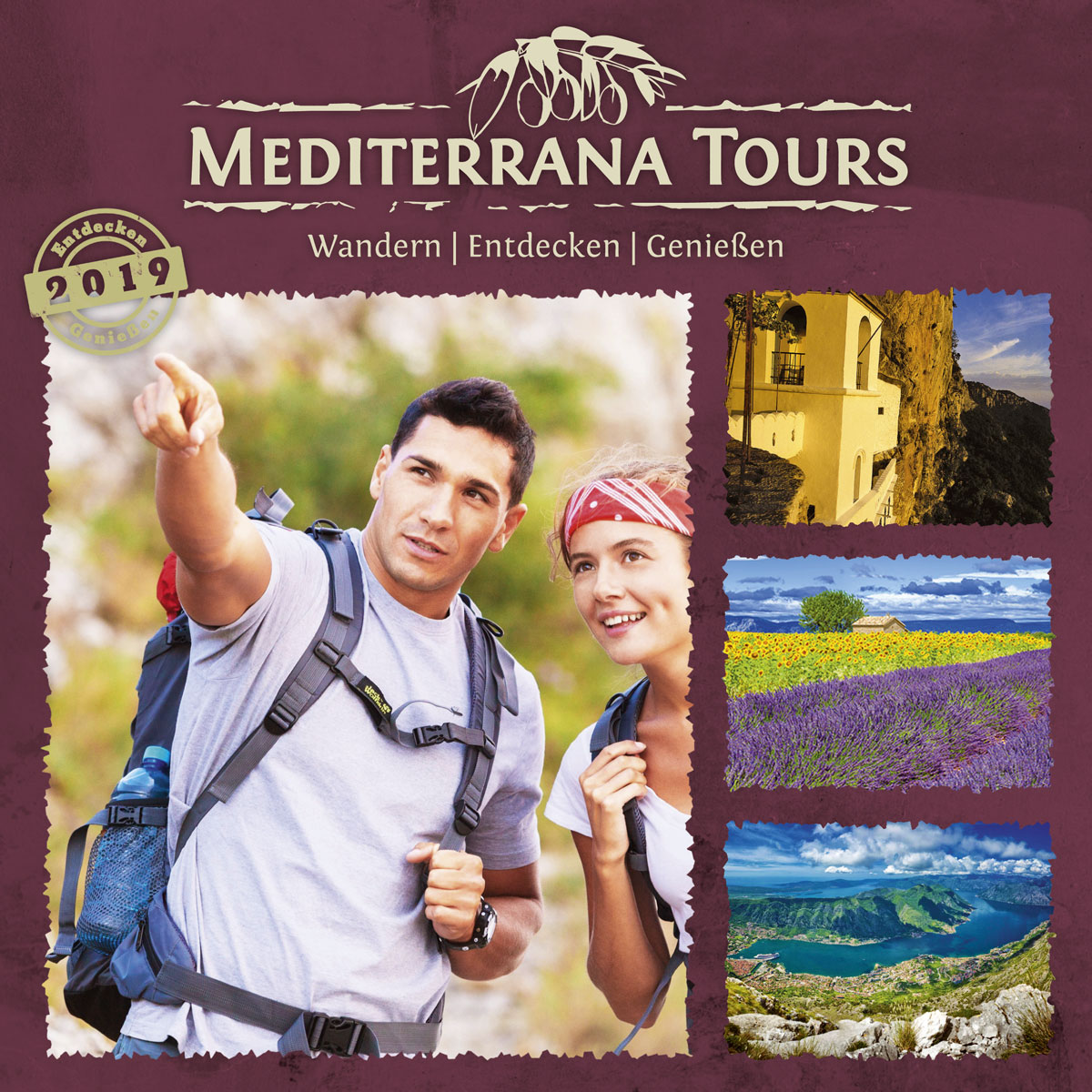 Mediterrana Tours Katalog 2019