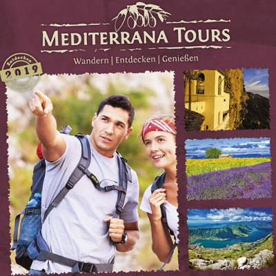 Jahreskatalog Mediterrana Tours 2019