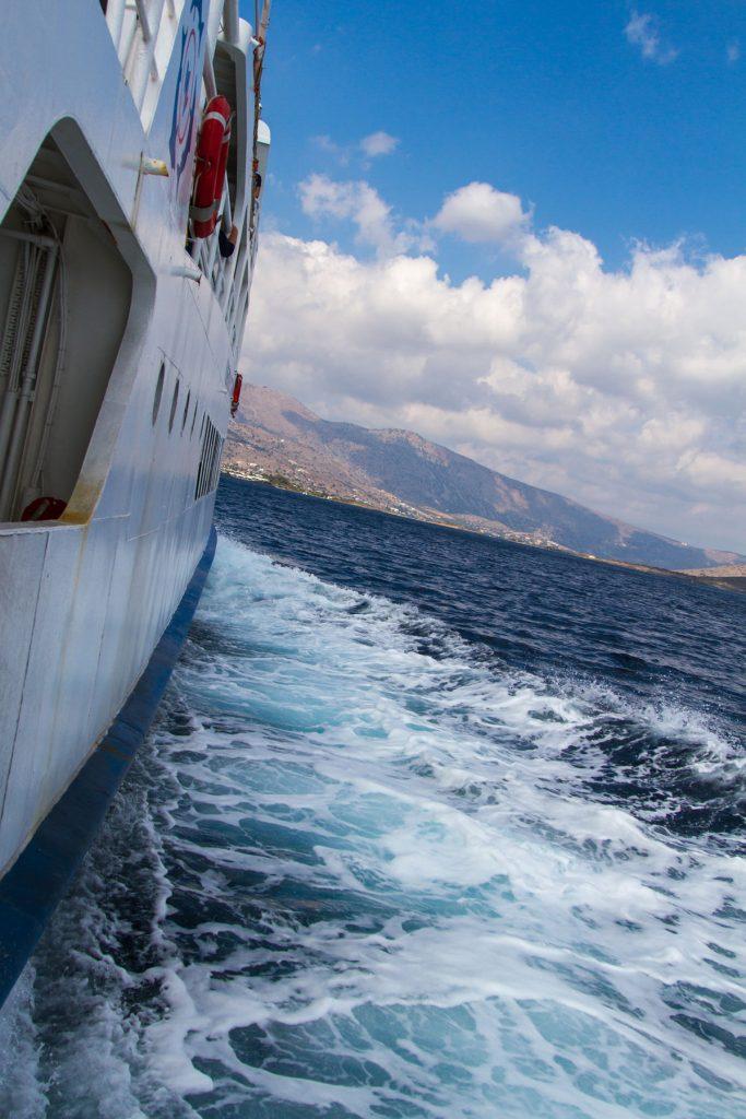 Schiffsfahrt von Agios Nikolaos nach Spinalonga