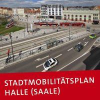 Stadtmobilitätsplan der Stadt Halle (Saale)