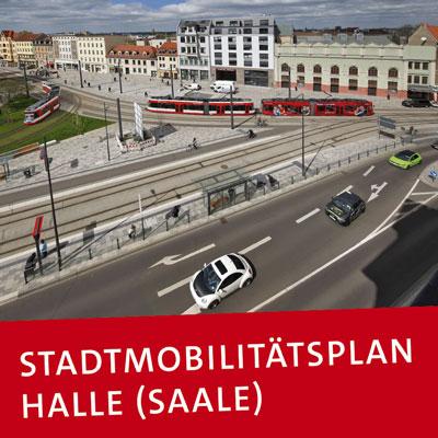 Mobilitätsplan der Stadt Halle (Saale)