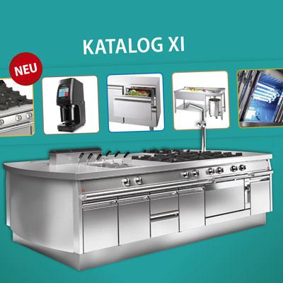 Katalog für Großküchen von AfG Berlin