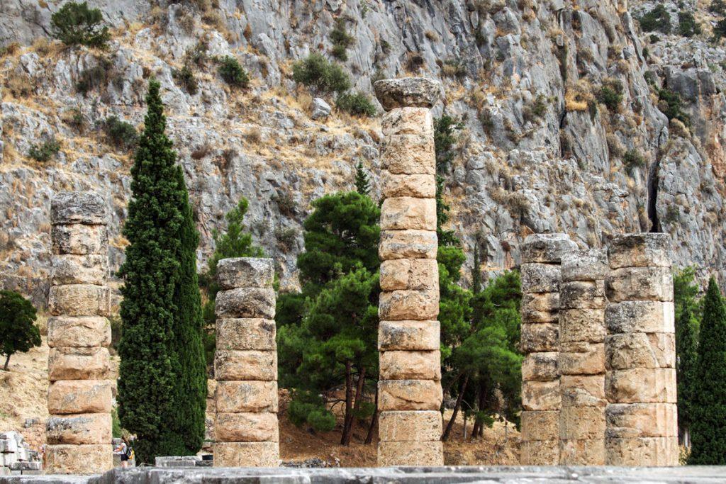 Delphi (UNESCO-Welterbe), Griechenland
