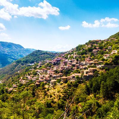 Langadia, Peloponnes