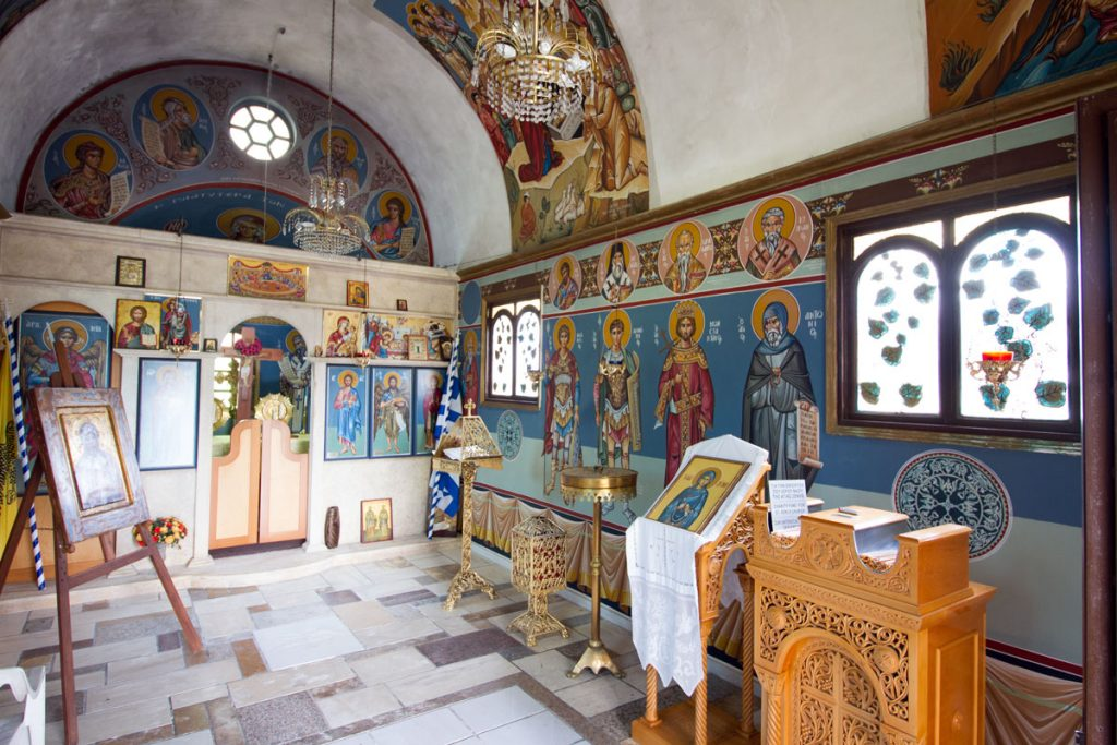 Kirche von Marmari, Kos