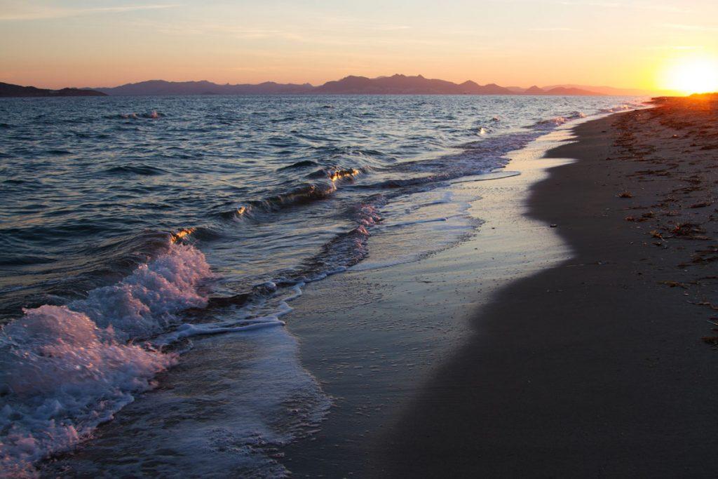 Strand bei Marmari, Kos