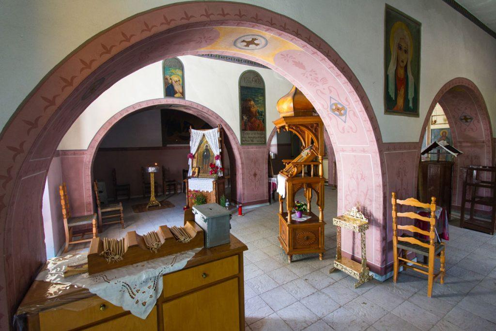 Kapelle Agia Matrona-Kioura auf Leros