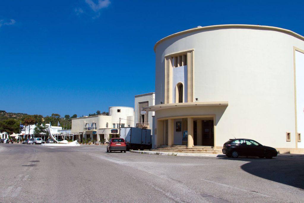 Das Kino von Lakki, Leros