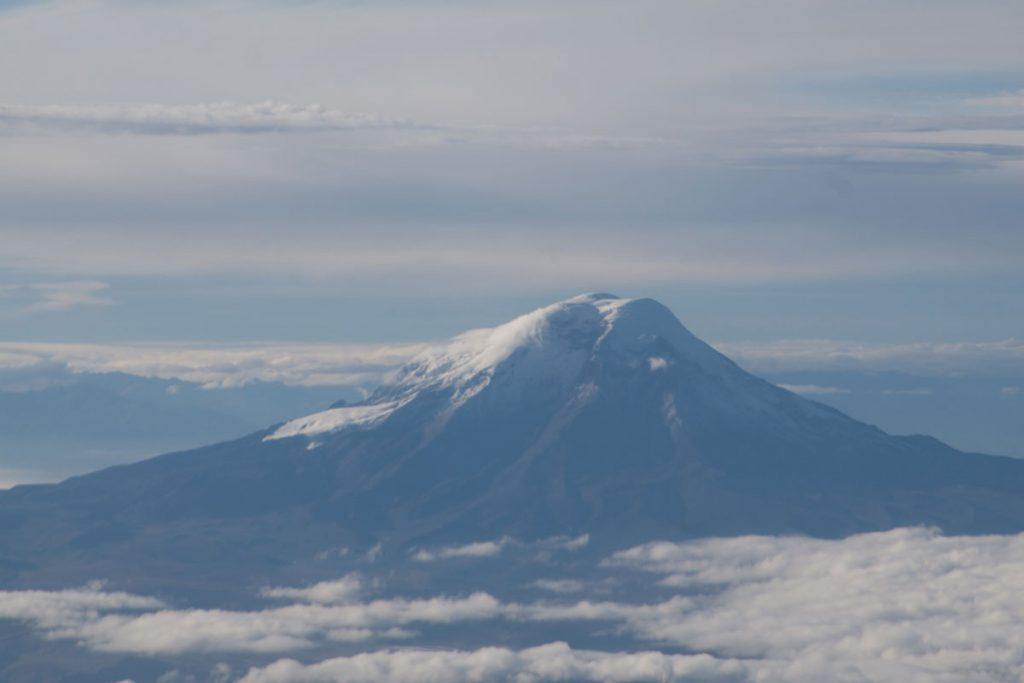Chimborazo (6267m)