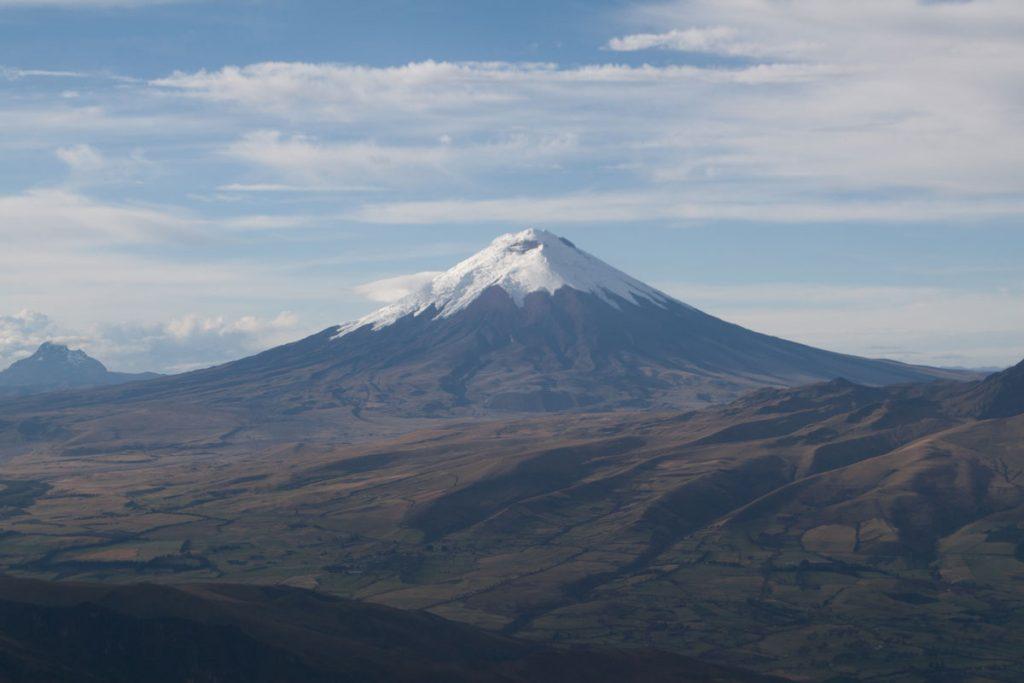 Cotopaxi (5897m)