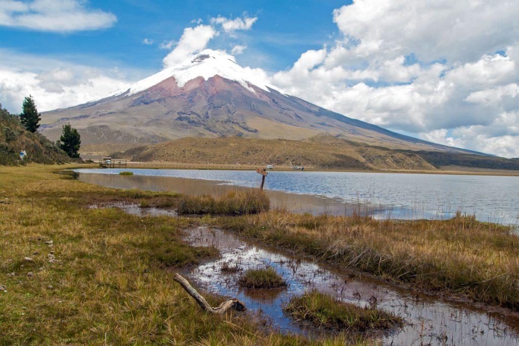 Laguna de Limpiopungo im Cotopaxi-Nationalpark, Ecuador