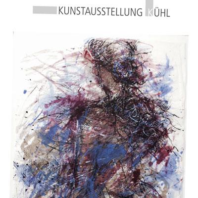 Einladung Ausstellung Gerda Lepke