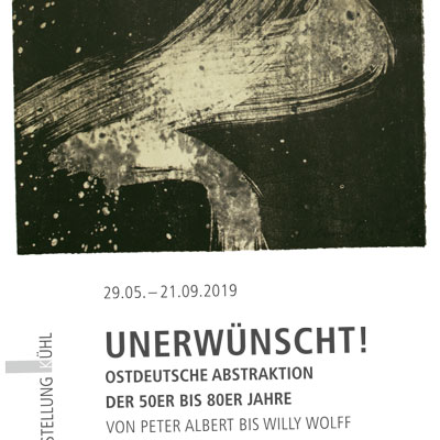 Einladung zur Ausstellung Dresdner Kunst