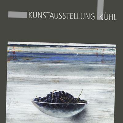 Einladung Ausstellung Michael Lauterjung