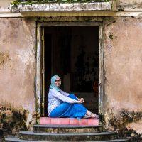 Das Wasserschloss Taman Sari in Yogyakarta