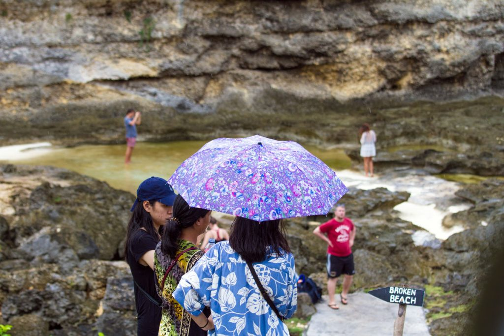 Angel's Billabong auf Nusa Penida, Indonesien