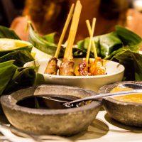 Dinner im Anvaya Beach Resort in Kuta auf Bali