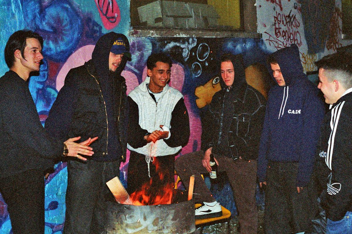 Hip Hop Party im Base Dresden