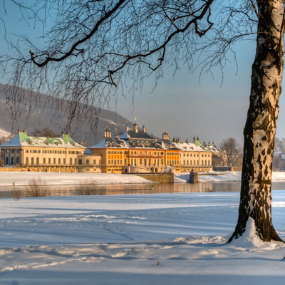 Schloss Pillnitz, Dresden